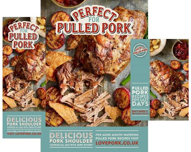 Pulled pork seemed to be very popular th…