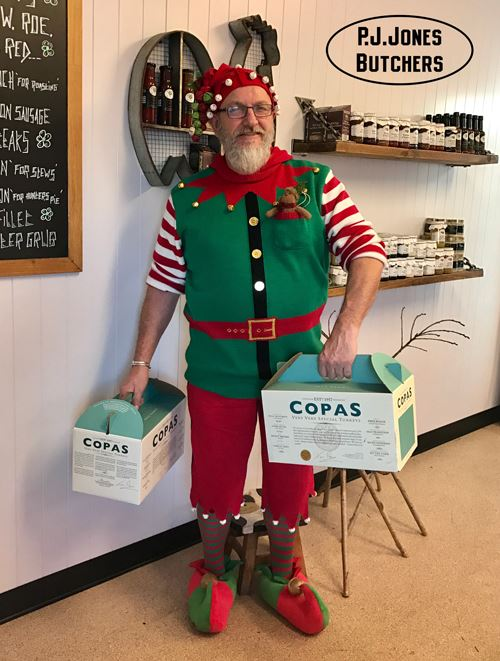 Our very own Elf on the Shelf, Colin, is…