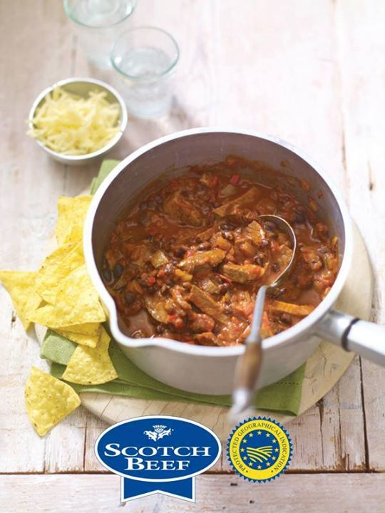 The ultimate comfort food?  #chilli