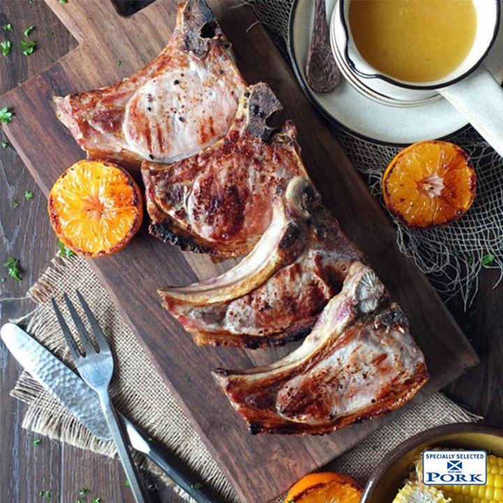 This week's inspiration.. Freerange Pork…