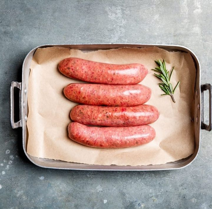 Are Sausages are all Homemade. They are …